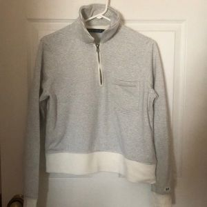 Abercrombie & Fitch half zip sweater!